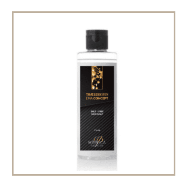 סבון פנים עדין עשיר בחומצה היאלורונית מוניקה פכטר